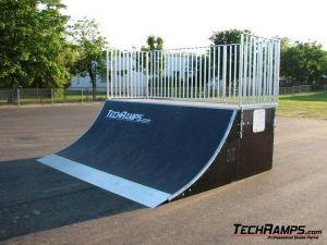 Skatepark w Sławie - 3