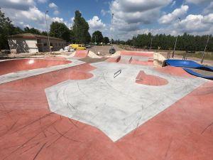 Skatepark w Sławnie