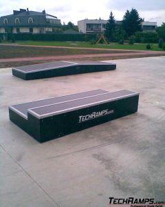 Skatepark w Starachowicach - 2