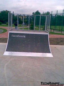Skatepark w Starachowicach - 6