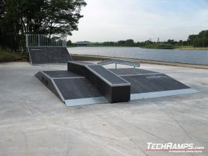 Skatepark w Strykowie