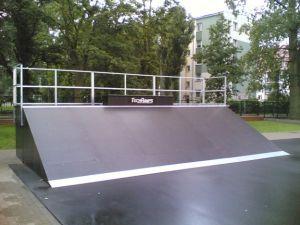 Skatepark w Świnoujściu 1