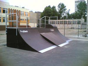 Skatepark w Świnoujściu 10