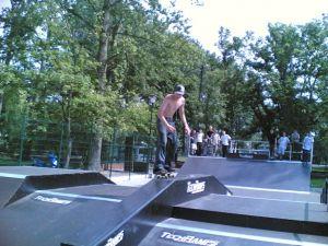 Skatepark w Świnoujściu 13
