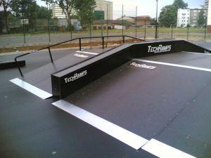 Skatepark w Świnoujściu 2