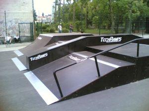 Skatepark w Świnoujściu 6