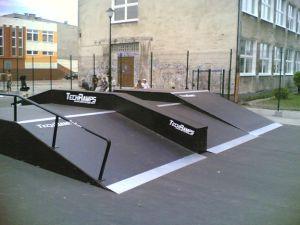 Skatepark w Świnoujściu 8