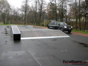 Skatepark w Szczercowie - 2