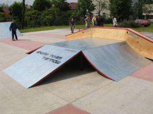 Skatepark w Tarnowie 1