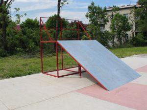 Skatepark w Tarnowie 2