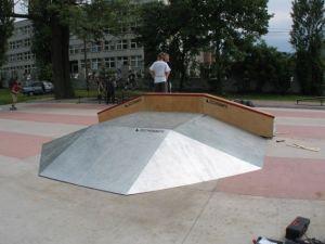 Skatepark w Tarnowie 5