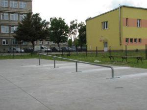 Skatepark w Tłuszczu 2