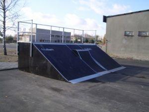 Skatepark w Tomaszowie Mazowieckim 1