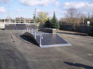 Skatepark w Tomaszowie Mazowieckim 2