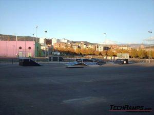 Skatepark w Tremp - 1