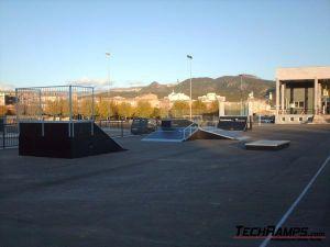 Skatepark w Tremp - 2