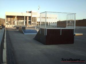 Skatepark w Tremp - 3