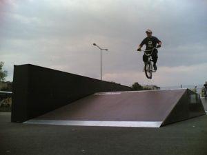 Skatepark w Turku 1
