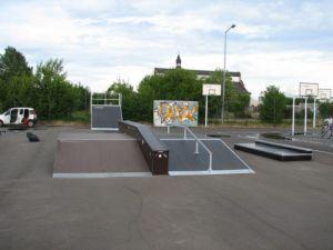 Skatepark w Turku 11