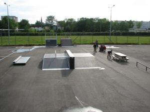Skatepark w Turku 13