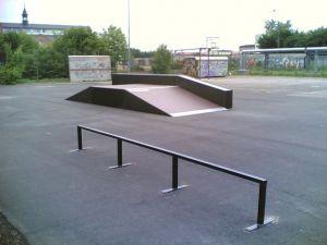 Skatepark w Turku 3