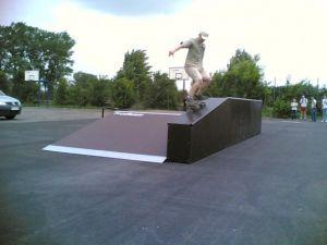 Skatepark w Turku 8