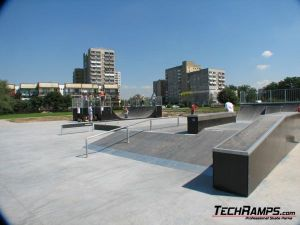 Skatepark w Tychach - 14