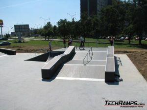 Skatepark w Tychach - 3