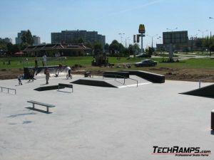 Skatepark w Tychach - 4