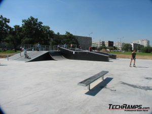 Skatepark w Tychach - 9