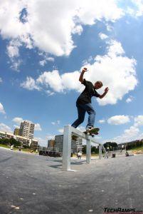Skatepark w Tychach - raiderzy - 2