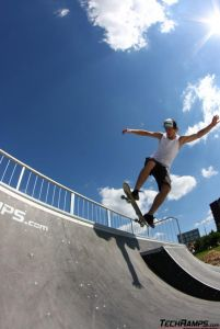 Skatepark w Tychach - raiderzy - 7