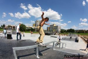 Skatepark w Tychach - raiderzy - 8