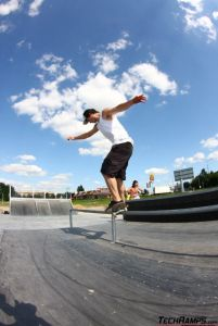 Skatepark w Tychach - raiderzy - 9