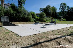 Skatepark w Ustrzykach Dolnych