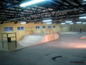 Skatepark w Wałbrzychu 1