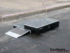 Skatepark w Warce - 13