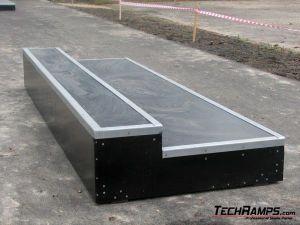 Skatepark w Warce - 3