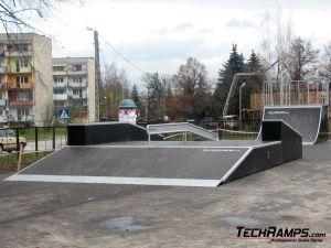 Skatepark w Warce - 5
