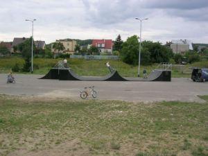 Skatepark w Wejherowie 1
