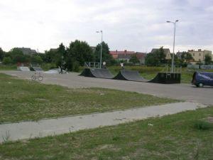 Skatepark w Wejherowie 3