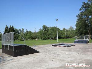 Skatepark w Witnicy