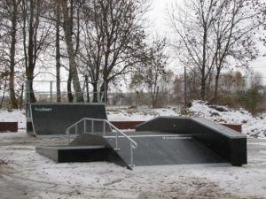 Skatepark w Wolbromiu 2