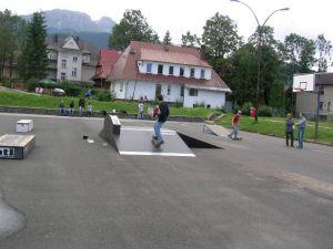 Skatepark w Zakopanem 1