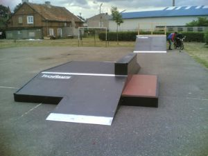 Skatepark w Zalewie 4