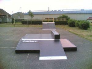 Skatepark w Zalewie 6
