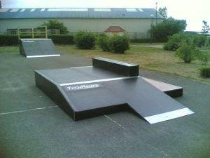 Skatepark w Zalewie 7