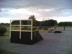 Skatepark w Zalewie 9