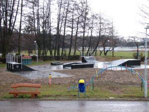 Skatepark w Zdzieszowicach 5
