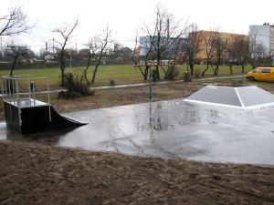 Skatepark w Zdzieszowicach 8
